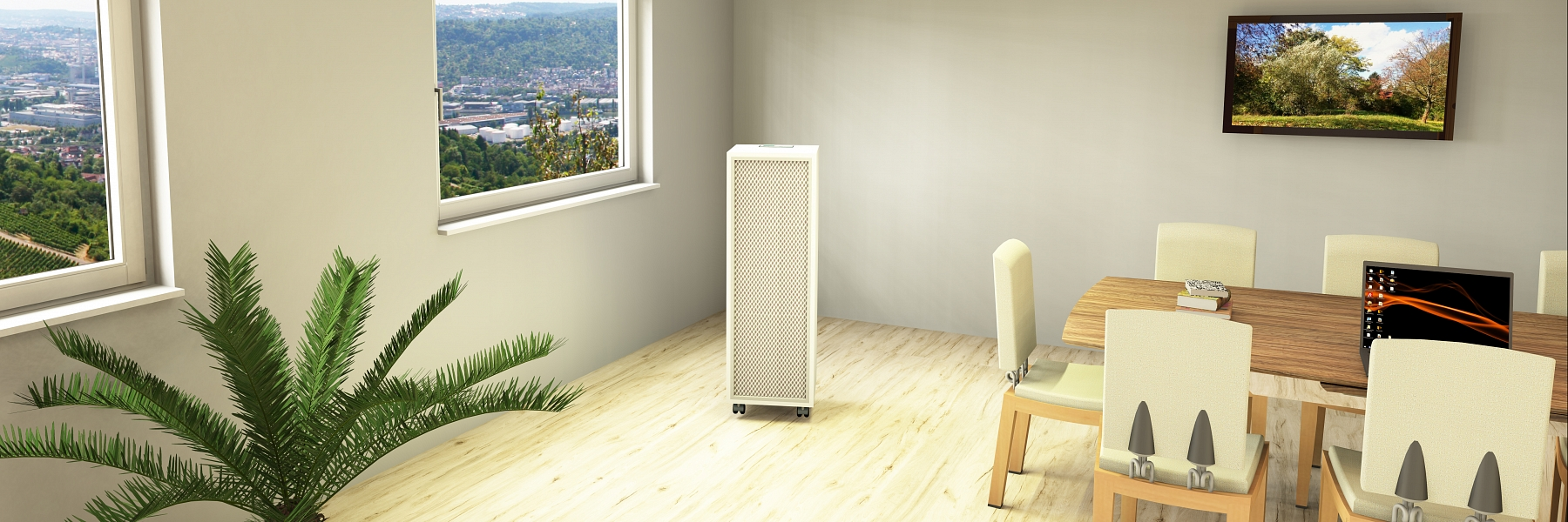 AIR CLEANER COMPACT